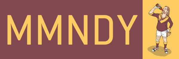 MMNDY Bumper Stickers