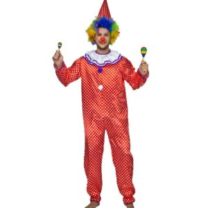 Mad Monday Clown