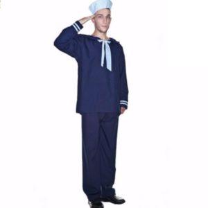Navy Costume