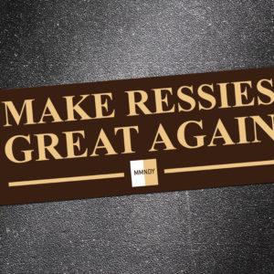 Ressies Sticker