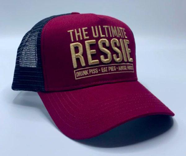Ultimate Ressie Trucker Cap