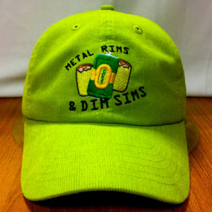 Dim Sims Cap