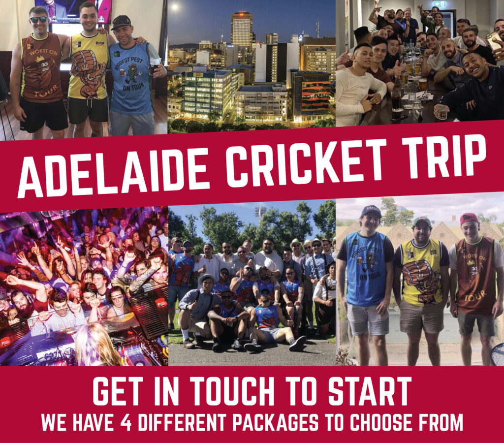 Adelaide Cricket Trips