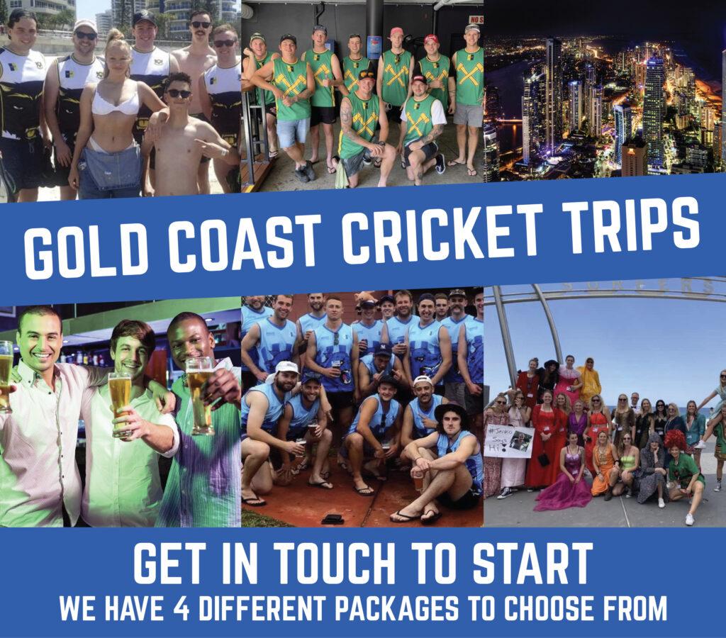 Gold Coast Cricket Trips