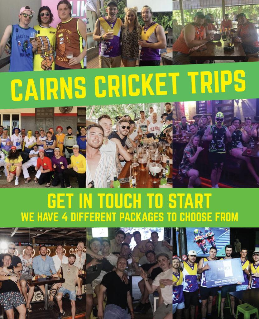Cairns Cricket Trips