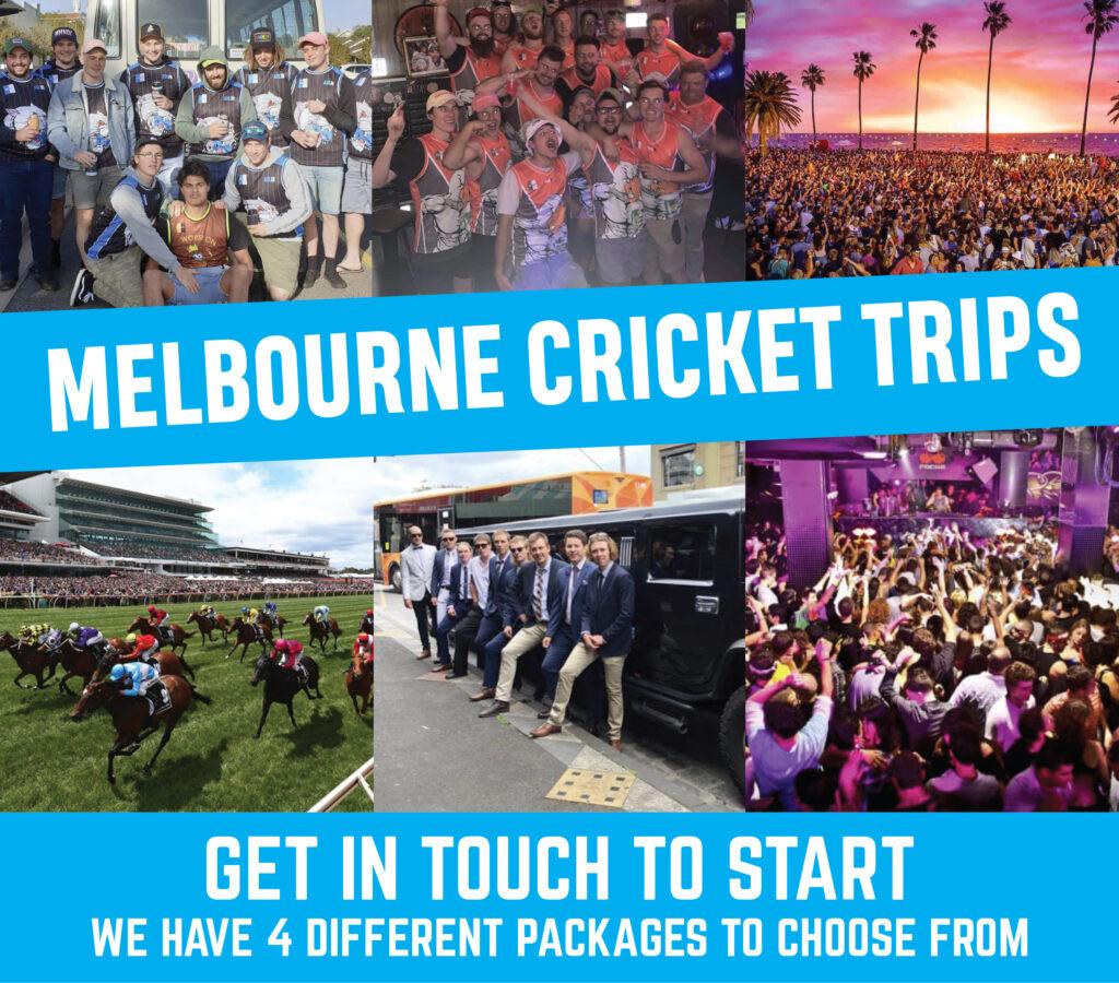 Melbourne Cricket Trips