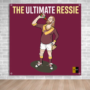 Ultimate Ressie Wall Hanging