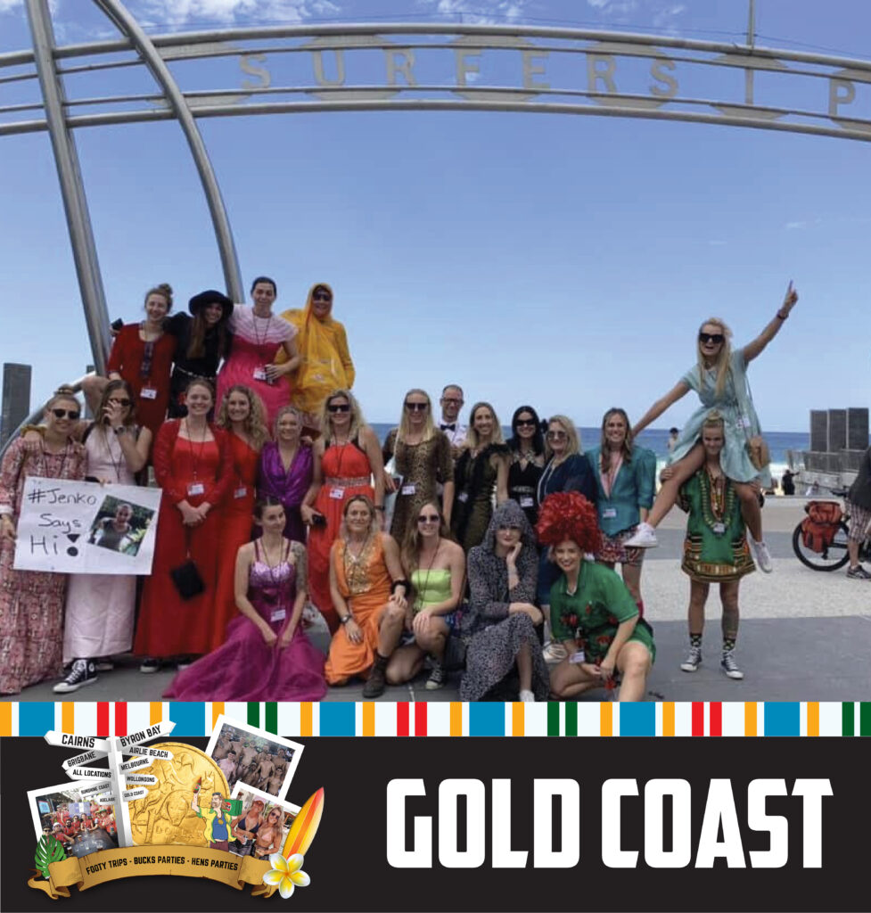 Gold Coast Footy Trip
